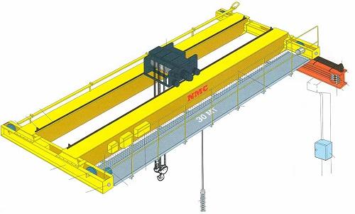 Phân loại cơ cấu nâng hạ cầu trục