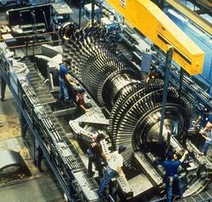 Thiết kế các bộ phận cơ bản của tuốc bin tâm trục