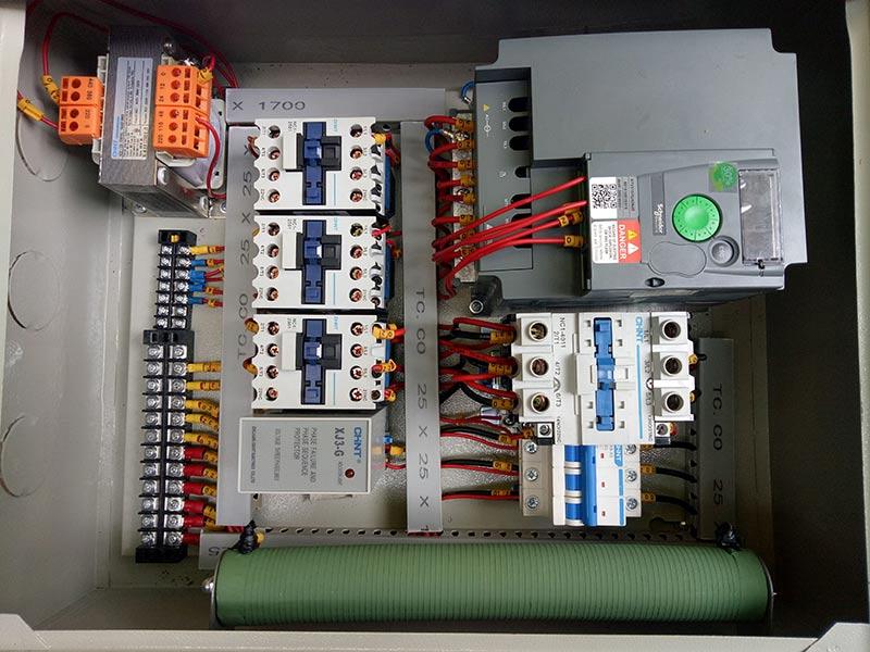 tủ điện dầm biên