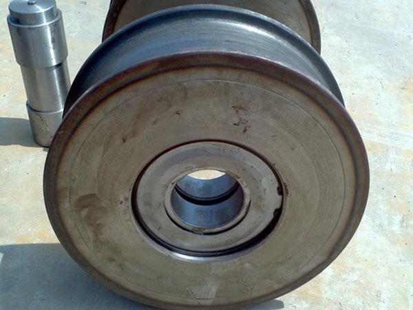 Bánh xe cầu trục D300