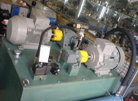 Hệ thống thủy lực cho việc thiết kế tuốc bin tâm trục
