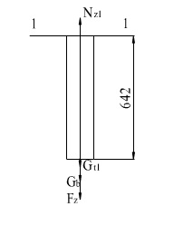 Tính toán sức bền và chiều dài của trục tuốc bin
