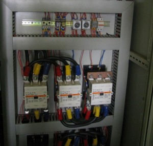 tủ điện cầu trục
